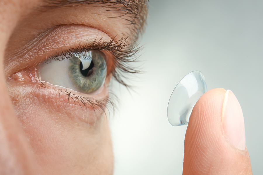 Four Most Popular Contact Lens Brands